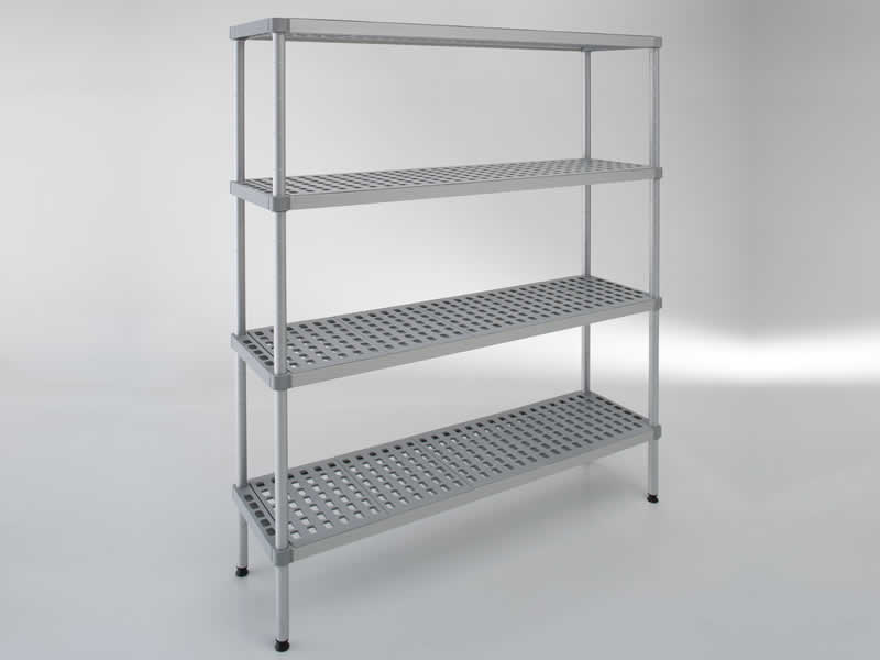 Scaffali aluplastscaffalature professionali in alluminio e plastica