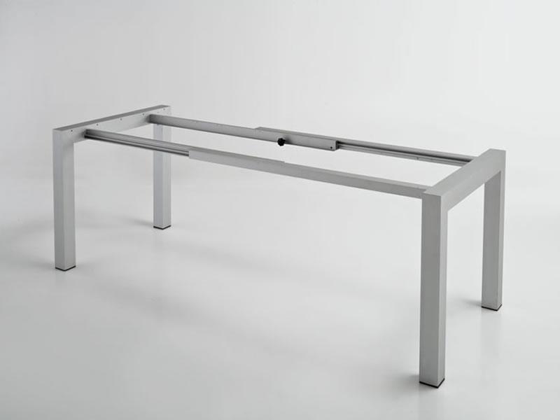 Tavolo allungabile gambe 80x80mm - Guide per tavoli allungabili ...
